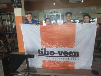 Tibo-Veen in Indonesie